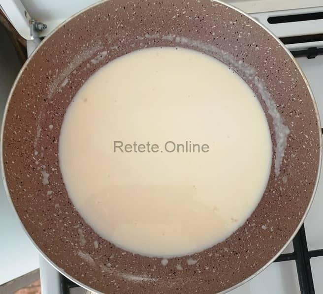 Incepe sa adaugi treptat laptele