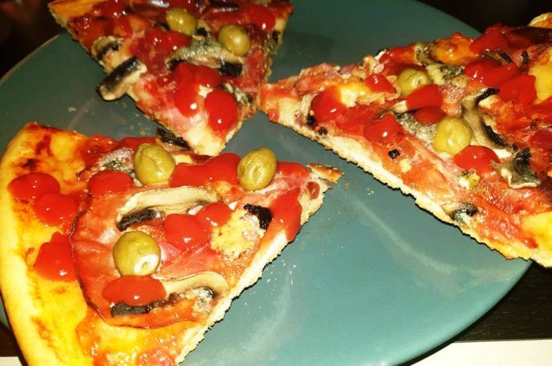 Pizza de casa