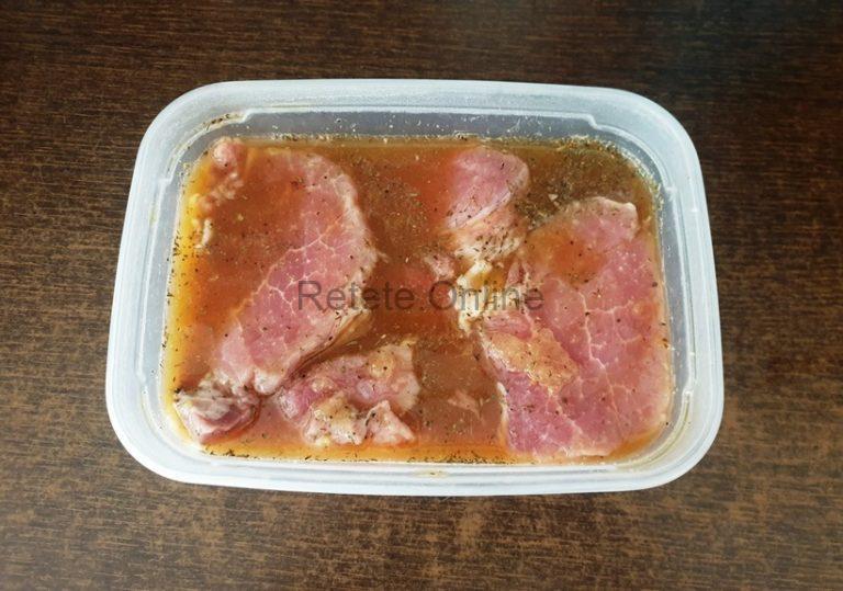 Scoate carnea de la frigider