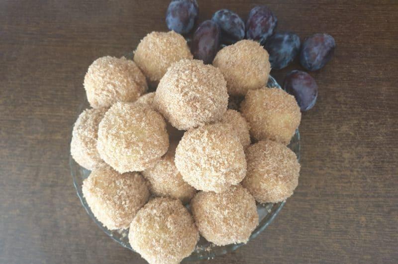 Reteta gomboti cu prune (galuste cu prune)