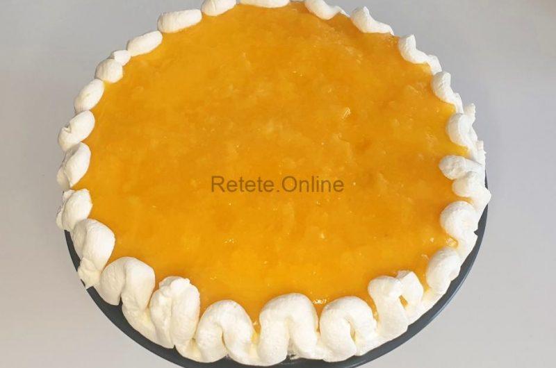 Reteta tort dietetic fara zahar