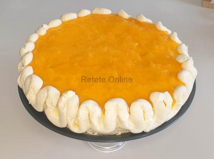 Tort dietetic fara zahar