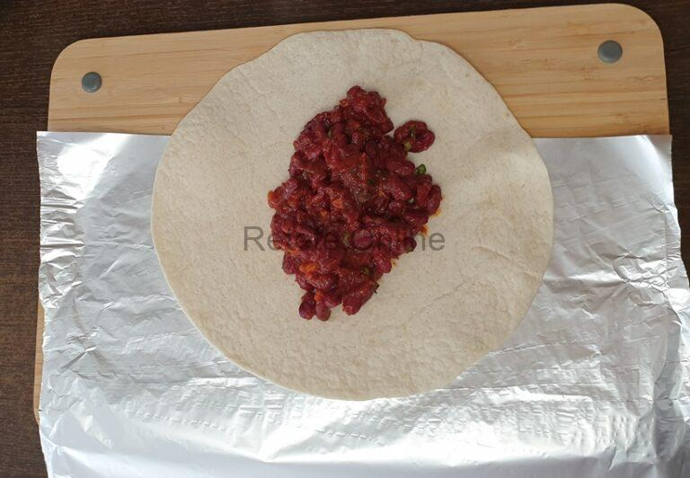 Asambleaza burrito vegetarian